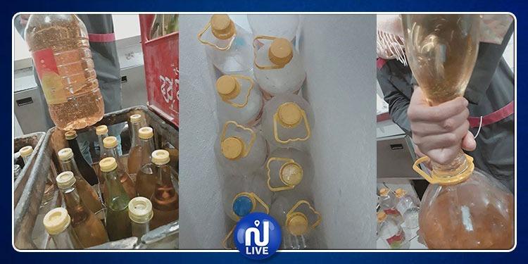 رواد: مغازة تعلّب الزيت المدعم في قوارير تحمل علامة تجارية أخرى