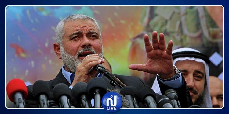 إلغاء زيارة زعيم حماس إسماعيل هنية إلى موسكو