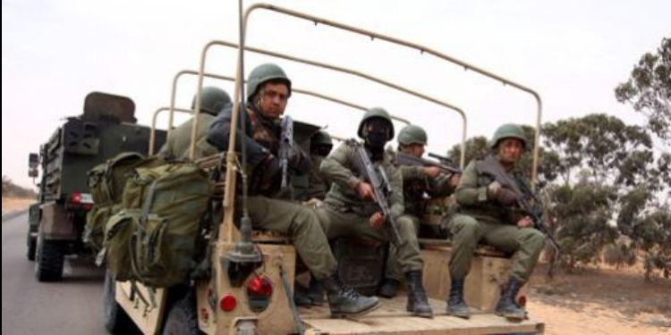 تطاوين: وصول تعزيزات عسكرية للتمركز أمام المنشآت العامة
