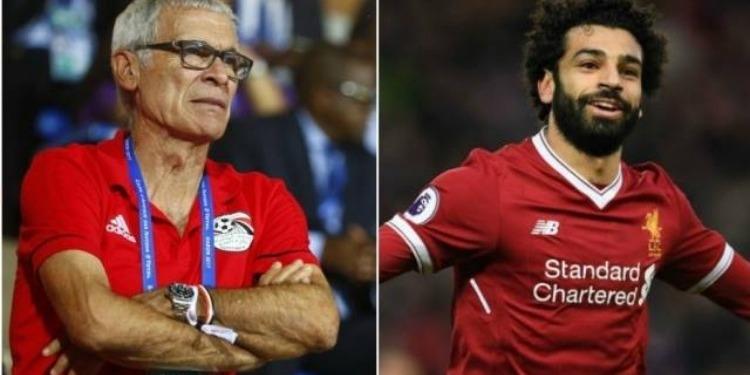 Mondial 2018 - Cuper: Salah ''presque assuré à 100%'' de jouer