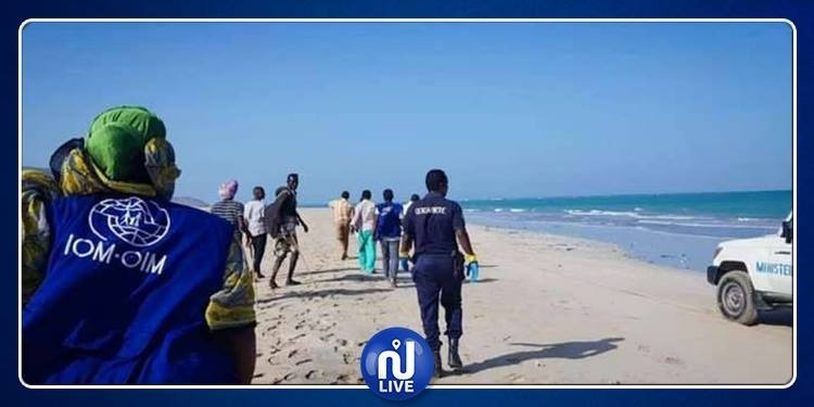 Naufrage de migrants à Djibouti : Au moins 30 morts