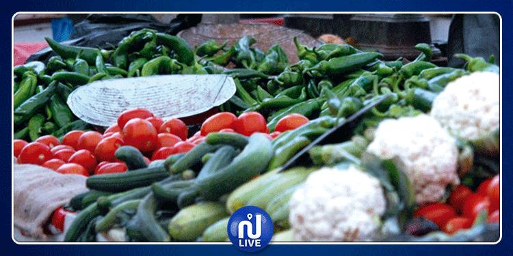 المنستير: حجز أكثر من 6 أطنان من الخضر والغلال خلال يومين