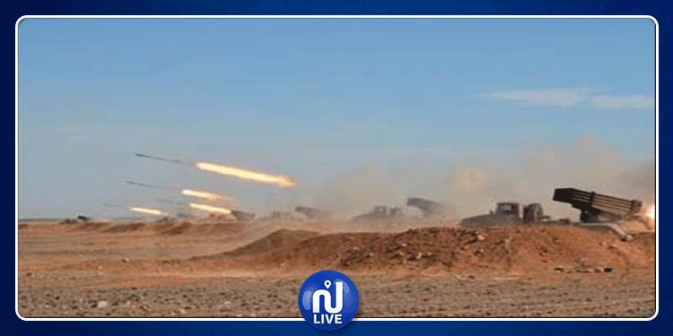 الجزائر: مناورات للجيش بالذخيرة الحية في الحدود مع ليبيا (فيديو)