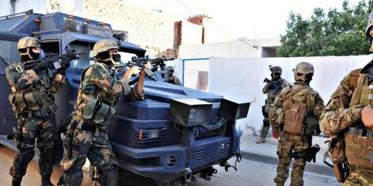 Antiterrorisme: Près de 40.000 descentes depuis le début de l'année