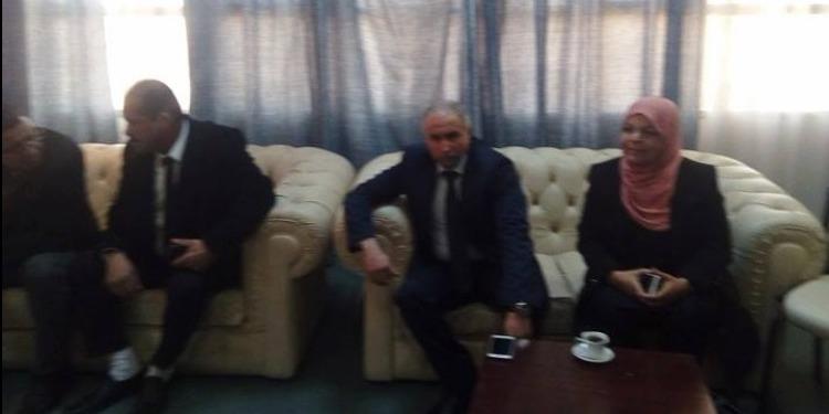 قبلّي: وفد من البنك الكويتي يزور المستشفى الجهوي