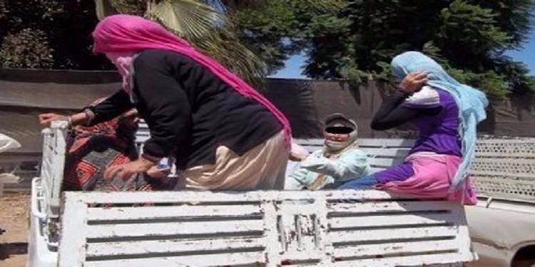باجة/تبرسق: وفاة امراة واصابة 10 اخريات في انقلاب سيارة تنقل عاملات فلاحيات