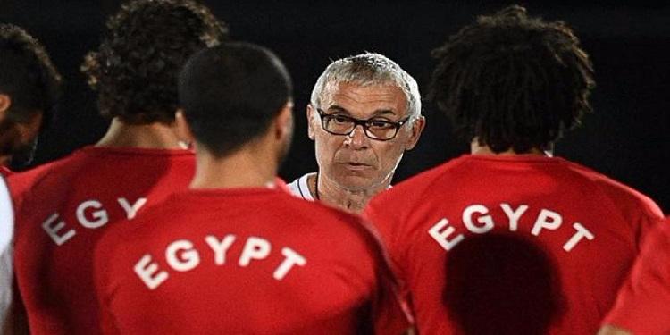 كوبر: مصر قادرة على الإطاحة بأي منتخب في المونديال