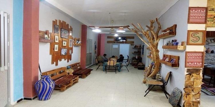 المهدية: مدير دار الثقافة بشربان يحوّل المؤسّسة إلى تحفة فنيّة (صور)