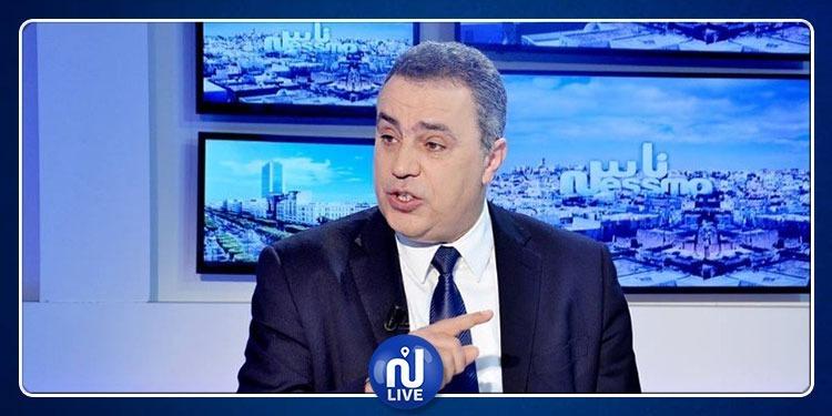 مهدي جمعة: 'اقتحام مقر قناة نسمة صورة غير مشرفة لتونس'