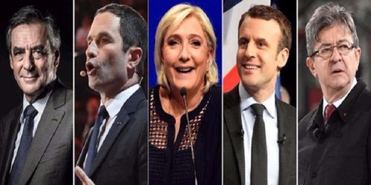 بدء عمليات التصويت في الانتخابات الرئاسية الفرنسية