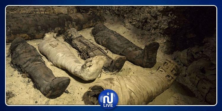 Egypte: des dizaines de momies de plus de 2000 ans, découvertes…