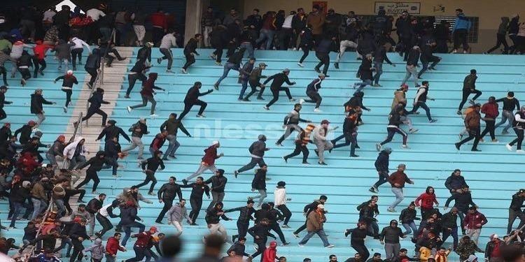 Après les troubles du stade de Radès: L'Espérance encourt de lourdes sanctions