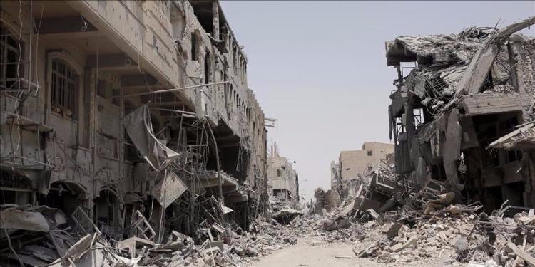 ألمانيا تعلن عن تخصيص 100 مليون أورو لإعادة إعمار الموصل