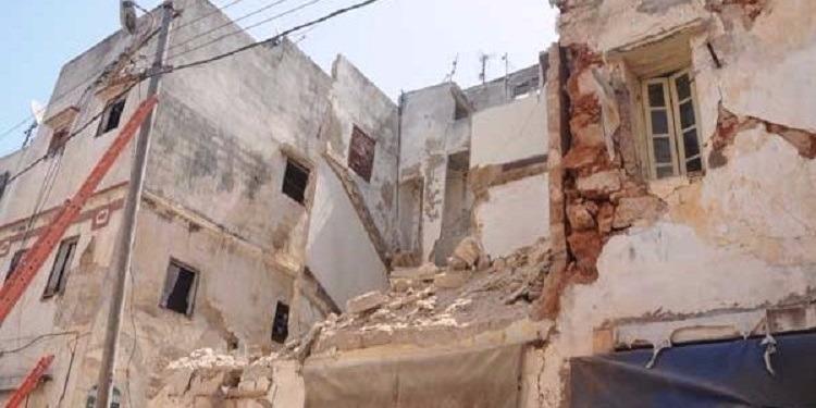 القيروان: إصدار قرار بهدم 19 بناية متداعية للسقوط تشكل خطرا على المتساكنين