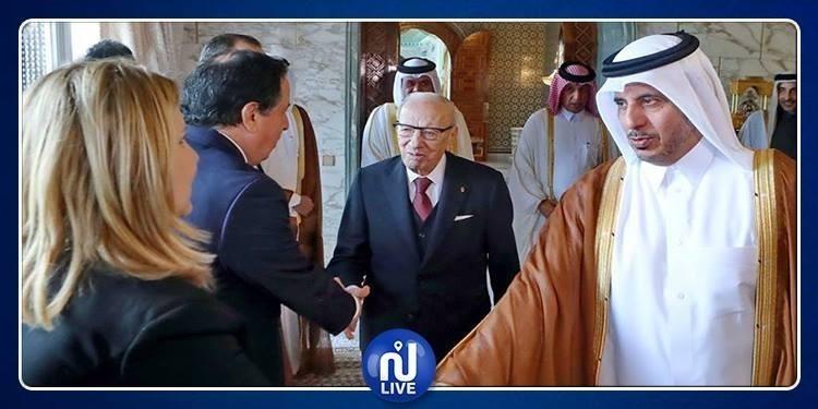 Signature de 10 accords entre la Tunisie et le Qatar…
