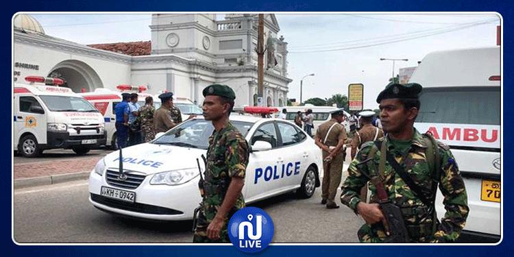 تفجيرات سريلانكا: ارتفاع عدد القتلى إلى 207