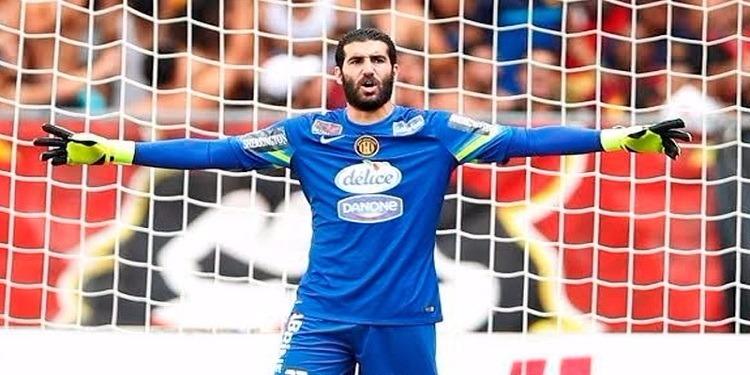 أول لقاء للحارس سامي هلال بعد سنتين من الإيقاف ضد الترجي الرياضي