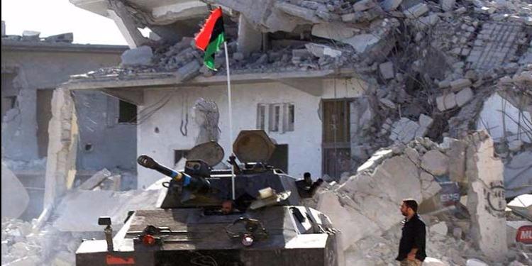 ليبيا: رصد تحركات جديدة لـ''داعش'' في سرت