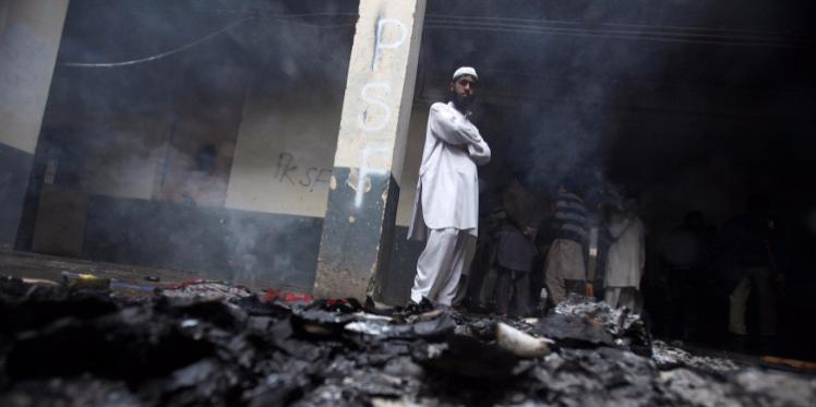 باكستان: 15 قتيلا وعشرات الجرحى في هجوم جامعة
