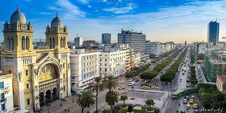 Tunis, la 1ère ville au Maghreb, où il fait bon vivre
