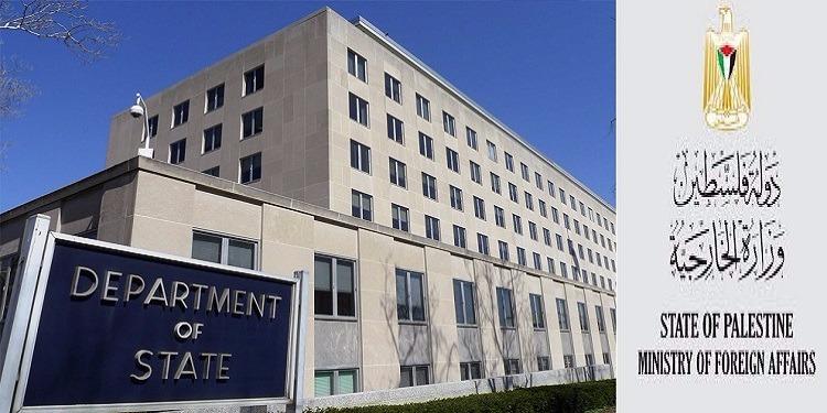 الخارجية الفلسطنية تطالب أمريكا بالتراجع عن موقفها من منظمة التحرير