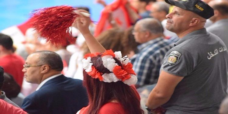 أفروبسكات 2017: أجمل الصور التي التقطت لجماهير المنتخب التونسي ( صور)