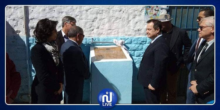 سرقة اللوحة المعدنية التي تخلد ذكرى قدوم الجنود الصرب إلى تونس
