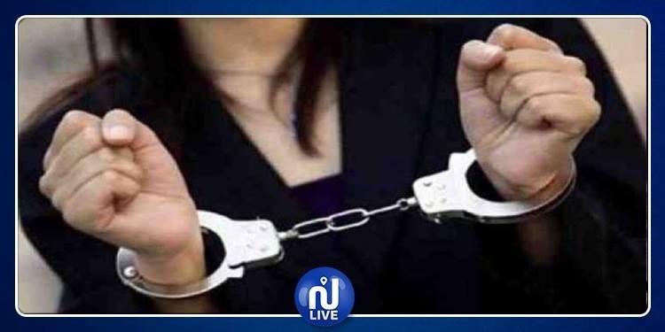 الكرم: مصلحة مكافحة النشل تلقي القبض على فتاة مورطة في جريمة قتل