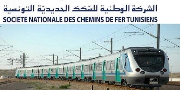 SNCFT: Reprise du trafic ferroviaire au départ de la gare de Tunis