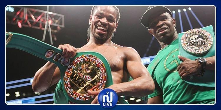 Boxe: l'Américain Porter conserve son titre WBC des welters