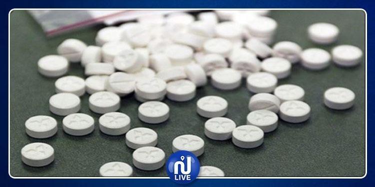 المنيهلة: حجز أقراص مخدرة بحوزة مُروّج