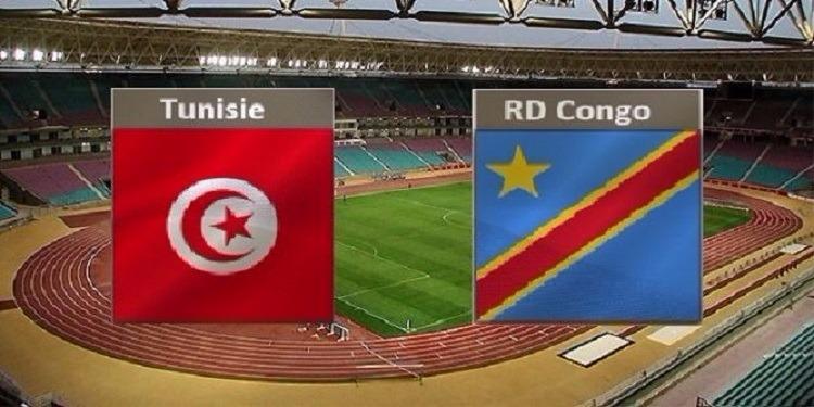 القنوات الناقلة لمباراة تونس والكونغو الديمقراطية