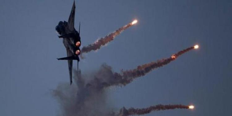 إسرائيل تقصف قطاع غزّة