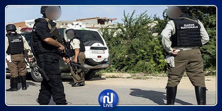 القصرين: حملة أمنية مشتركة بين الحرس والجيش الوطنيين