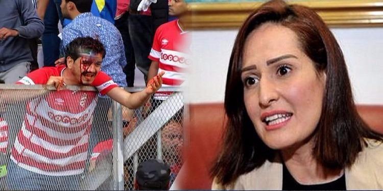هيئة النادي الافريقي تطالب رئيس الحكومة بإقالة ماجدولين الشارني