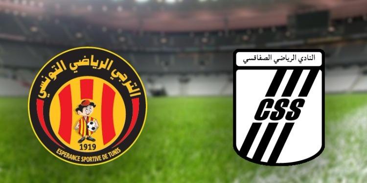 Foot- Clasico Espérance ST- CS Sfaxien : 120 arrestations, après le match
