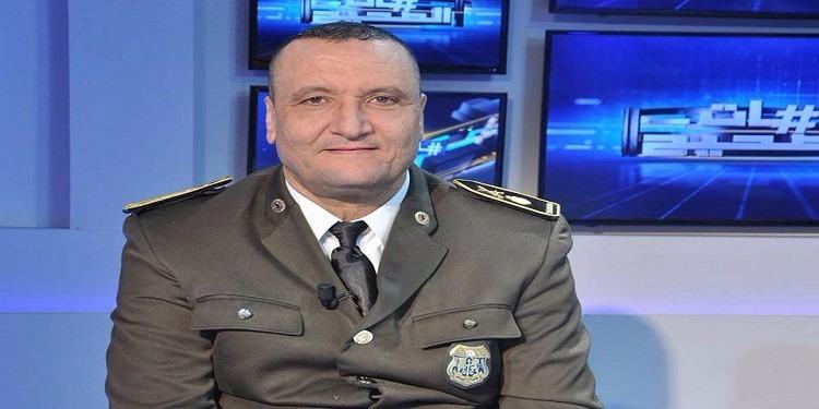 خليفة الشيباني: تم القبض على 40560 مفتشا عنهم منذ بداية العام الحالي