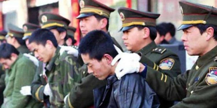 الشرطة الصينية تعتقل 1200 مجرم في ليلة واحدة!