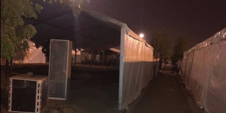 البعثة التونسية للحجّ تتسلم مخيماتها في مشعر 'عرفة' بمكة المكرمة ( صور )