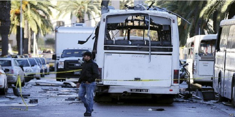 تأجيل النظر في قضية تفجير حافلة الأمن الرئاسي