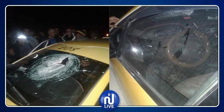 العاصمة: منحرفون يقتلون سائق ''تاكسي'' بالحجارة! (فيديو)