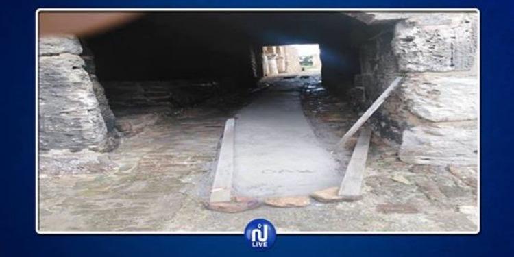 نابل: الاعتداء على البرج الأثري بقليبية (صور)