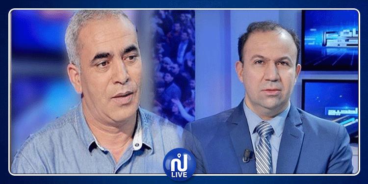 المحامي أحمد بن حسانة لليعقوبي: ''أنـت تلامس باب السجن!''