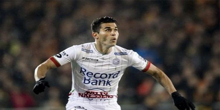الجامعة البلجيكية لكرة القدم تعاقب حمدي الحرباوي