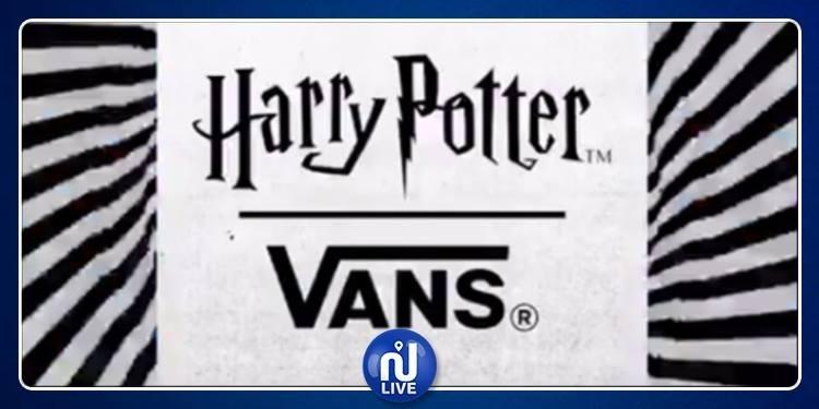 Vans et Harry Potter collaborent pour une collection de chaussures
