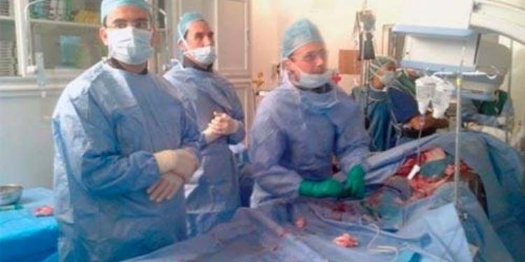 Hôpital militaire: Une première chirurgicale, en Tunisie et dans le monde
