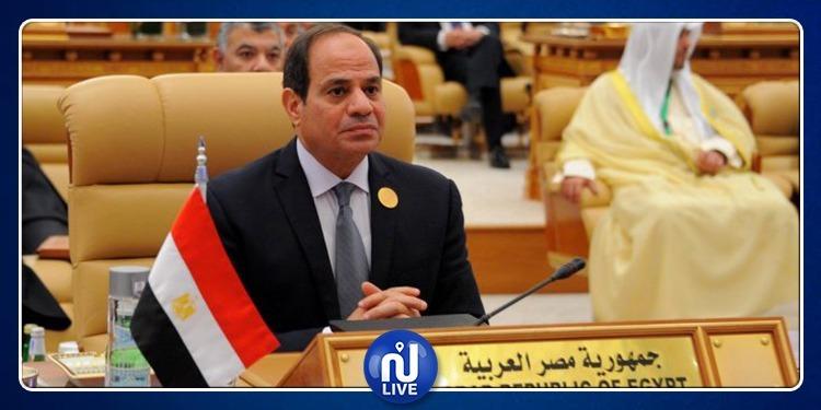 السبسي للسيسي :'كم ذا يكابد عاشق ويلاقي.. في حب مصر كثيرة العشاق'