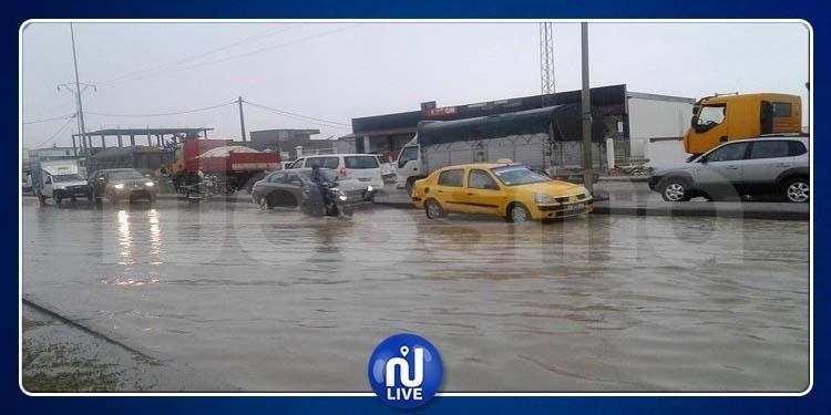 تقلبات جوية وأمطار قد تصل إلى 70 ملّيمترا
