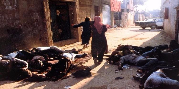 مذبحة صبرا وشاتيلا: 35 عاما من الألم والمعاناة (صور)