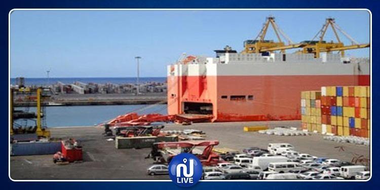 اليوم: انطلاق أولى الرحلات التجارية من ميناء جرجيس نحو ايطاليا